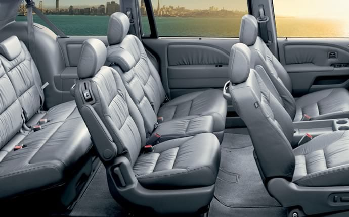 Interior Photo of 2009 Honda Odyssey