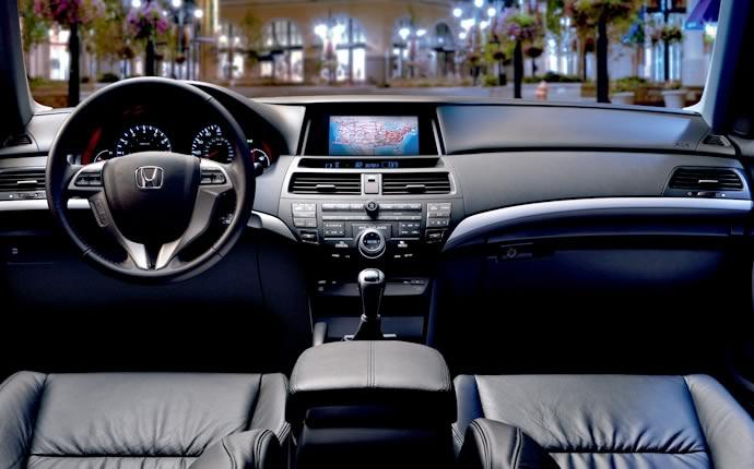 2009 Honda Accord Coupe Interior