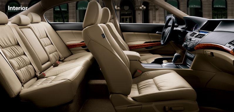World Accord Sedan 2009