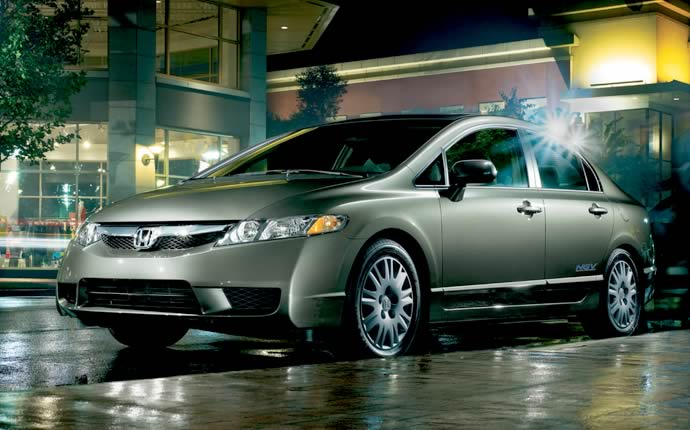 Exterior Photo of 2009 Honda Civic GX