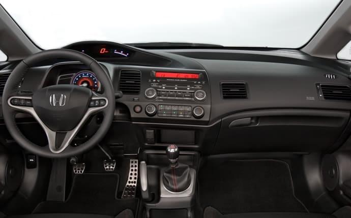 Honda Civic Si 2009 Restyling Taringa