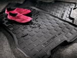 ALL-SEASON FLOOR MATS (part number:08P13-SCV-110B)