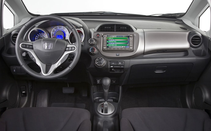 Interior Photo of 2009 Honda Fit