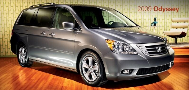 2009 honda odyssey honda certified pre owned vehicles for Certified used honda odyssey