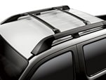 ROOF RACK, BLACK (part number:08L02-SJC-100B)