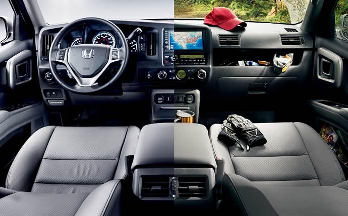 Honda Of Champaign >> Black leather interior - Honda Ridgeline Owners Club Forums