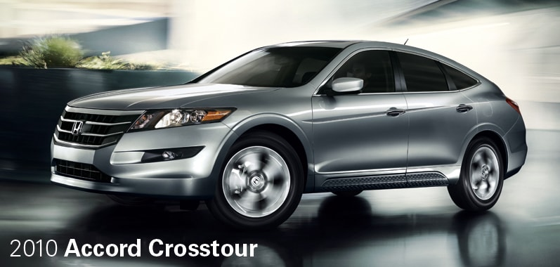 2010 Honda Accord Crosstour - Honda Certified Used Cars