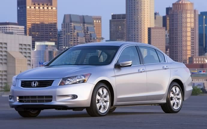 Exterior Photo of 2010 Honda Accord Sedan