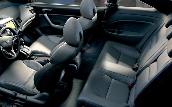 Interior Photo of 2010 Honda Civic Coupe