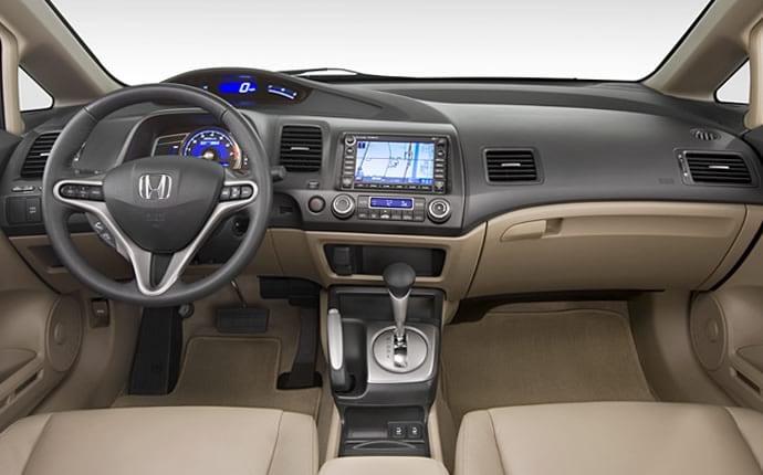 2010 Honda Civic Hybrid Interior Photos Honda Certified Pre Owned Vehicles