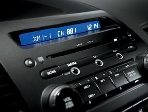 XM® RADIO (part number:)