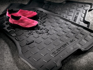 ALL-SEASON FLOOR MATS, SC (part number:)