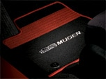 MUGEN SPORTS MAT (part number:08P15-XTK-000)