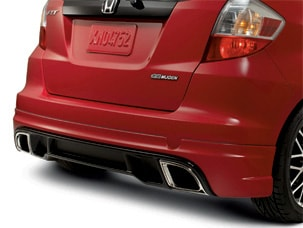 MUGEN REAR UNDER SPOILER (part number:)