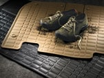 ALL SEASON FLOOR MATS, TAUPE (part number:08P13-SHJ-130C)