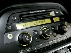 XM® RADIO* (part number:)