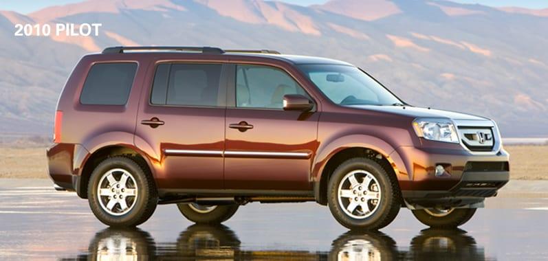 2010 used honda pilot performance honda certified used cars autos post. Black Bedroom Furniture Sets. Home Design Ideas