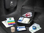 FIRST AID KIT (part number:08865-FAK-100)