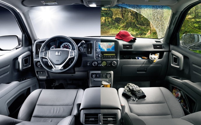 Interior Photo of 2010 Honda Ridgeline