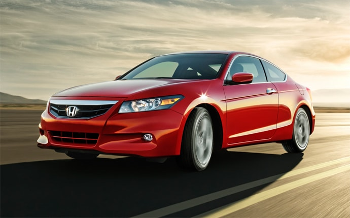 Exterior Photo of 2011 Honda Accord Coupe