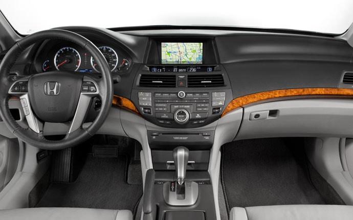 صور سيارة هوندا اكورد 2011 سيدان لمسات وتغييرات طفيفه