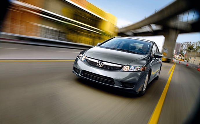 Exterior Photo of 2011 Honda Civic Hybrid