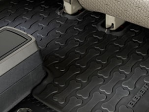 """DOG FRIENDLY"" ALL SEASON FLOOR MATS (part number:)"
