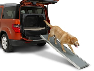 """DOG FRIENDLY"" STOWABLE RAMP (part number:)"
