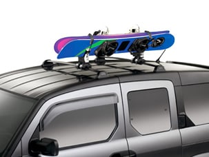 SNOWBOARD ATTACHMENT (part number:)
