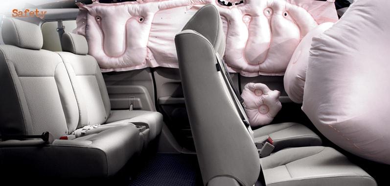 Car Side Curtain Airbags Via Automobiles Honda