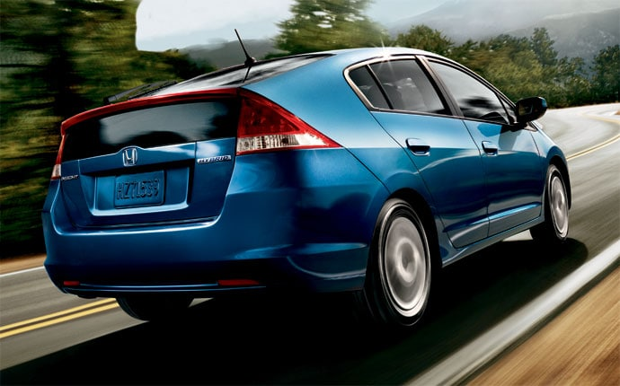 Exterior Photo of 2011 Honda Insight
