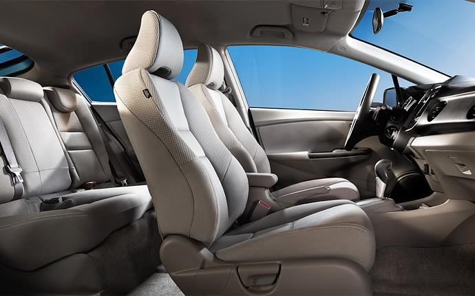 Interior Photo of 2011 Honda Insight