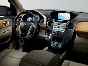 Honda Online Store 2011 Pilot Interior Trim Light Wood
