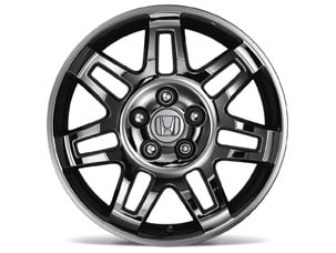 "18"" CHROME-LOOK ALLOY WHEELS (INCLUDE + SIZE TIRES.) (part number:)"