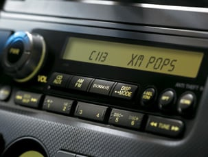 XM� RADIO ACCESSORY (part number:)