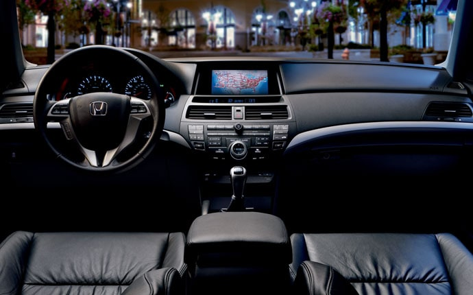 Interior Photo of 2012 Honda Accord Coupe
