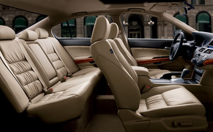 Interior Photo of 2012 Honda Accord Sedan