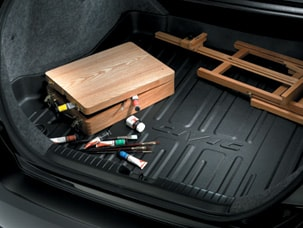 TRUNK TRAY (part number:)
