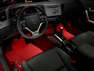 Honda Online Store 2012 Civic Interior Illumination