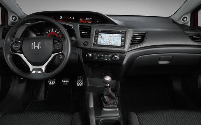 Honda apresenta novo civic si nos eua all the cars for 2012 honda civic interior accessories
