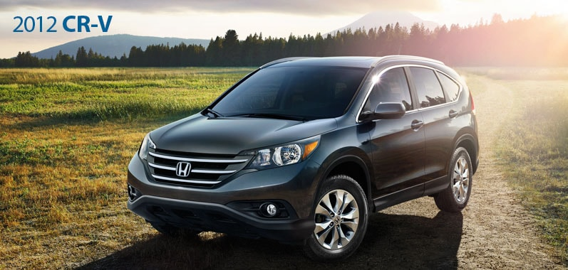 2012 Honda CR-V - Honda Certified Used Cars