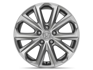 "17"" 10 SPOKE ALLOY WHEEL (part number:)"