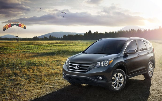 2012 Honda CR-V Los Angeles