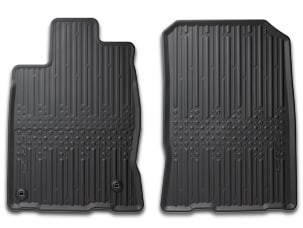 ALL-SEASON FLOOR MATS* (part number:)