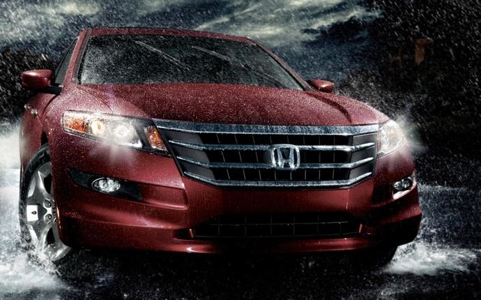 Exterior Photo of 2012 Honda Crosstour