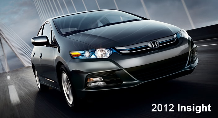 2012 Honda Insight - Honda Certified Used Cars