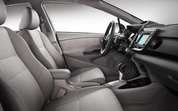 Interior Photo of 2012 Honda Insight