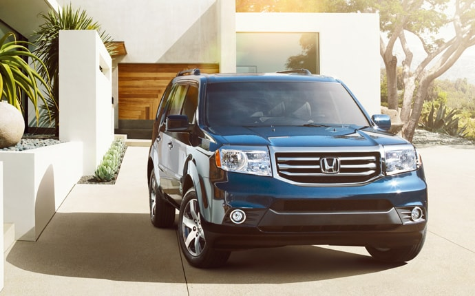 2012 Honda Pilot Los Angeles