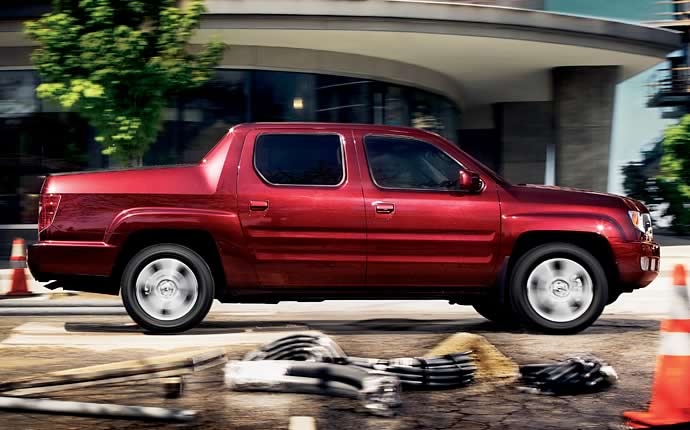 2012 honda ridgeline in los angeles