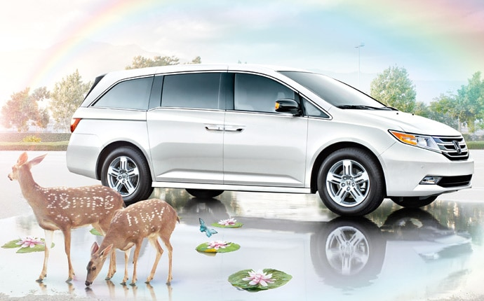 Exterior Photo of 2013 Honda Odyssey